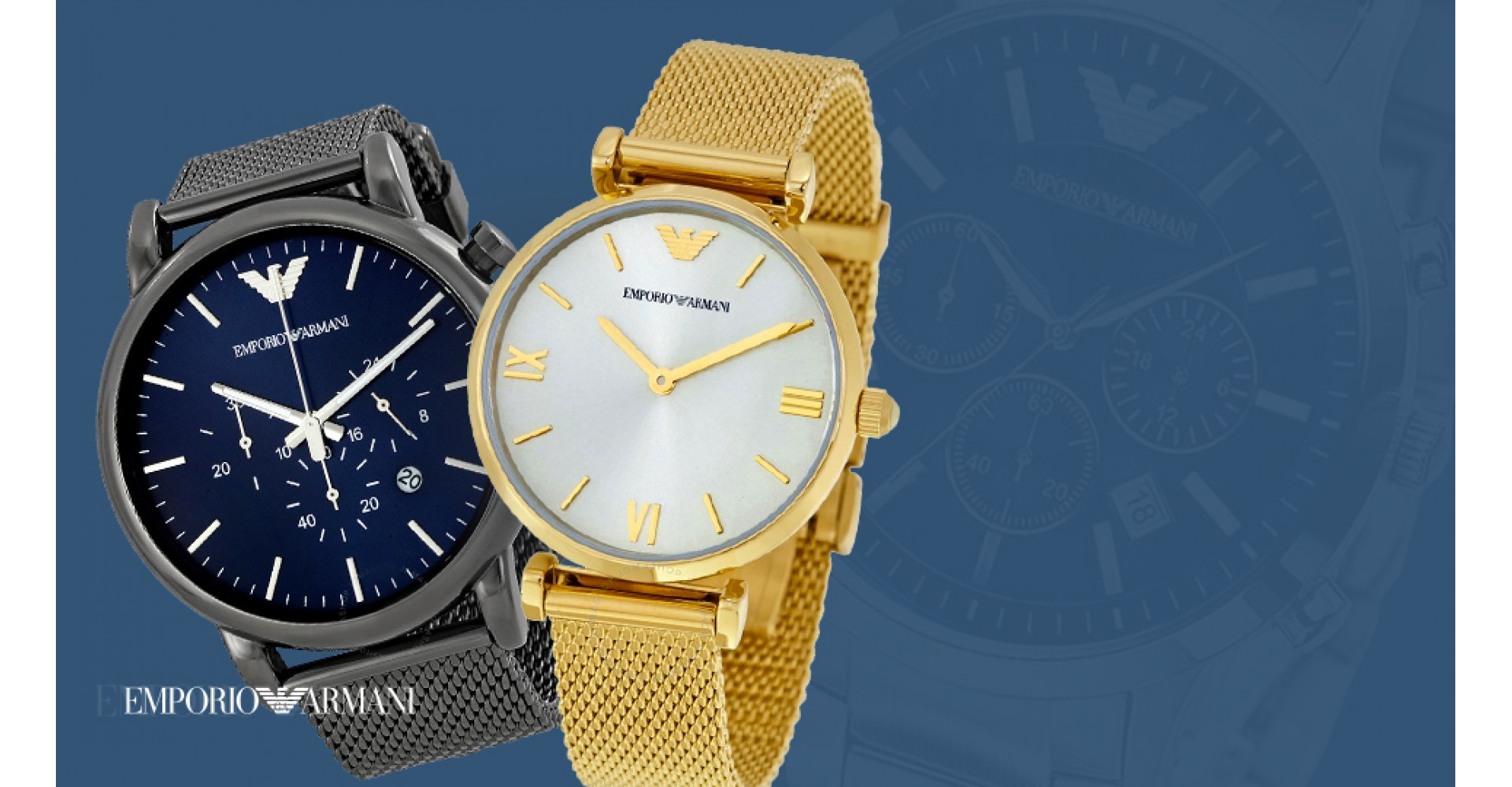 EMPORIO ARMANI Watch Sale -70%