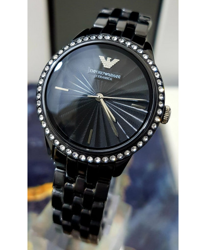 Emporio Armani AR1478 Womens Watch Ceramica