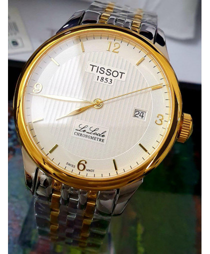 Tissot T0064082203700 Mens Watch Meccanico
