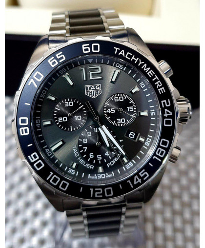 Tag Heuer Mens CAZ1011.BA0843 Mens Watch