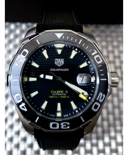 Tag Heuer Mens WAY201A.FT6142 Mens Watch