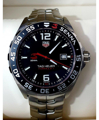 Tag Heuer Mens WAZ1012.BA0883 Mens Watch